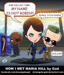 How i met Maria Hill by Gad by Dreamgate-Gad