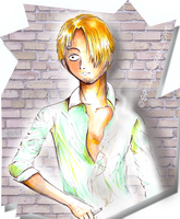 The Sanji by Spilled-Sunlight