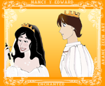Enchanted: Nancy and Edward by AkaneZeen