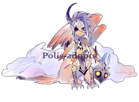 [CLOSED]adopts auction 2 - Aisurah - Wind Strikers by Polis-adopts