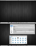 KDE Plasma Light-Greyness Theme by CraazyT