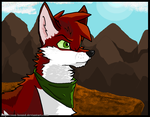 Ms paint red by Coon-Hound