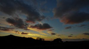 October 20th 2010 sunset by Jasman71