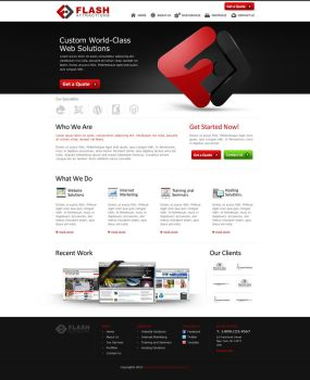 Webdesign development Firm by Nas-wd