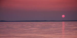 Sunset in pastels. by Sparvoga