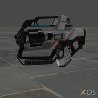 Sanctum 2 Sub Mini-Gun for XPS by SaltPowered