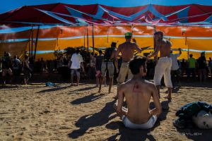 'Alchemy Circle' at Boom Festival 2014 by Psylex-Photos