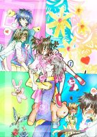Junjou Maids by sagtavilia-the-angel
