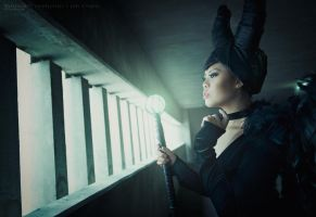 Maleficent 04 by MajinBuchoy