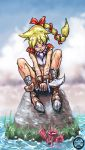 Kid from Chrono Cross by tryverb