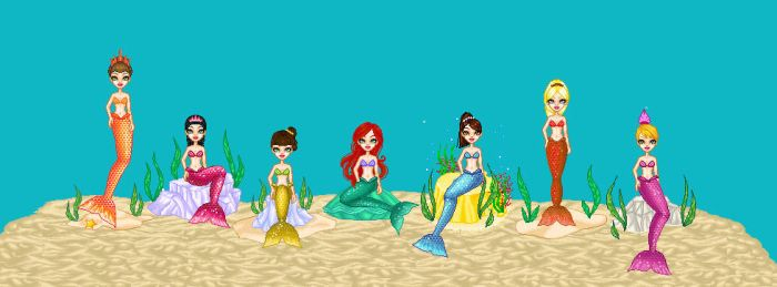 daughters of triton 2 by eternalsailorpisces