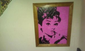 Audrey Hepburn by ShannonB86