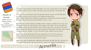 Armenia Reference by uixela