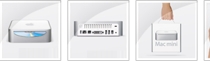 Mac mini avatar set by ifido