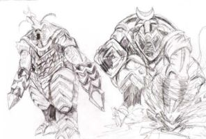 Megalon by Scotwith1T