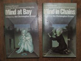 2 book covers by IDeviant