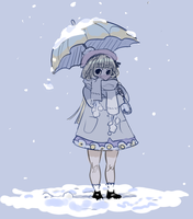 It's cold outside by ChibiShine