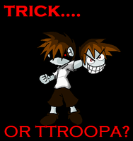 Trick or TTroopa by The-DCE