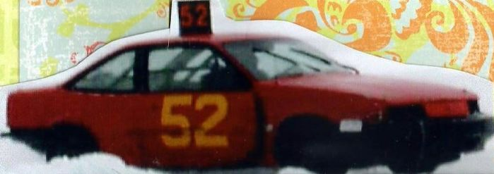 [1991] Chevrolet Cavalier (Ice Racer) by DODGE-RAMMIT