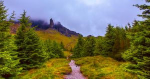 Passage to The Old Man of Storr, Isle of Skye by Raiden316