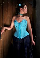 Corset for Moirain II. by Anique-Miree
