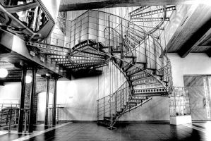 Stairs by Mark-Pawl