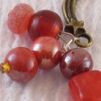 Cherry Candy Bookmark by ErrantDreams