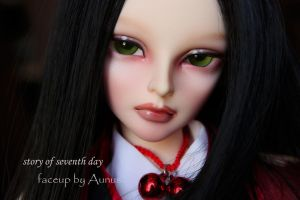 Face up63 by ymglq