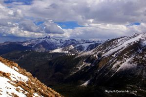 Mountain Valley by Riphath