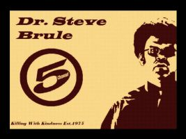 Dr. Steve Brule by MitchMerriweather18