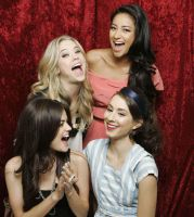 Pretty Little Liars Cast by GuardianKATS