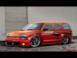 Chevrolet Tahoe by roobi