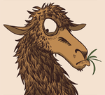 Disapproving Llama Disapproves by Furrama