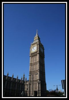 Big Ben by restlesscourage