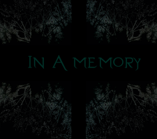 Logo for In A Memory by Jourdy288