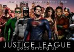 Justice League - Poster by Zedkate
