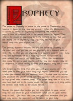 Dragon Codex- Power- Prophecy by Notsalony