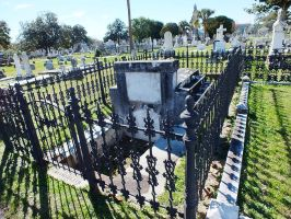 Cemetery 2 by blacklacestock