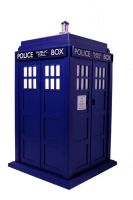 Tardis Stock by Rob234111