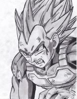 The Prince of All Saiyans by Johnx13