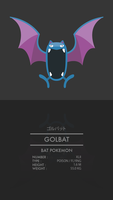 Golbat by WEAPONIX