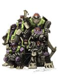 Constructicons by Klejpull