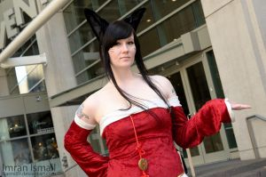 Ahri - Vandersnark Close up by DISC-Photography