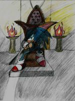 Sonic The Vampire_2 by ShadowReaper12