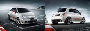 Fiat 500 abarth by waste84