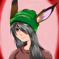 Gerbil-Queen ~ Contest Entry :3 by McwitherzBerry