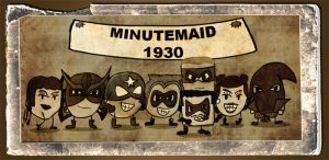 Minutemaid 1930 by Ludkubo