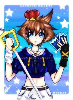 Sora: Innocence by otaku-hos