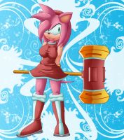 Amy by ChaosSabre
