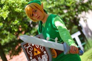 Toon Link - 02 by Invincibilis